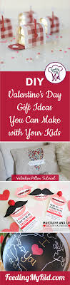 Valentines Day Gift Ideas. Make These with Your Kids