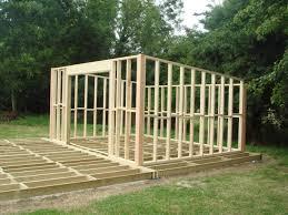 Formidable Fabriquer Un Abris De Jardin Pas Cher 1 Abris Bois Comment Construire Un Abri De Jardin En Bois