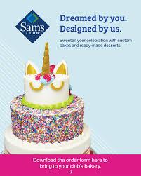 Sams Club Cake Design Book Sams Club Cake Book 2019 1