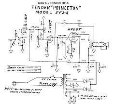gaa s tweed princeton clone gaa s 5f2 a schematic
