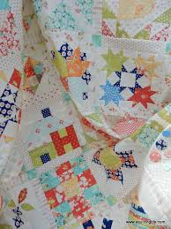 Splendid Sampler Quilt Blocks | Giveaway | A Quilting Life - a ... & I mentioned the other day that I was able to sew together my Splendid Sampler  blocks last week while I attended a quilt retreat!Here are a few more  photos ... Adamdwight.com