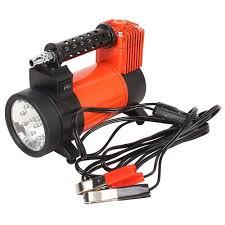 Автомобильный <b>компрессор Агрессор AGR-50L</b> оранжевый от ...