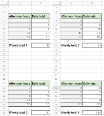 Excel Time Sheet Calculator How To Create A Simple Excel Timesheet Clockify