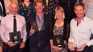 Four Taranaki lifesaving stalwarts honoured at excellence awards    Stuff.co.nz