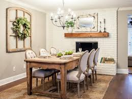 dining room wall hangings. 30 signs you\u0027re a fixer upper fanatic. rustic dining roomsdinning room wall decorwall hangings