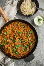 red lentil masala with spinach naturallyella