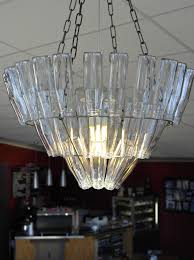 outdoor cool glass bottle chandelier 21 use glass bottle chandelier
