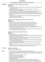 Project Manager Resume Example Pdf Samples Sap Sample Doc Canada Cv ...