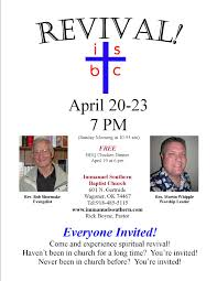 revival flyers templates church revival invitation kays makehauk co
