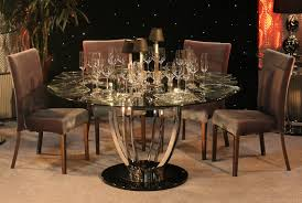 20 modern dining tables to be inspired with inspiring round glass dining table