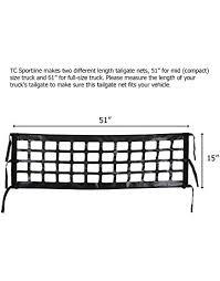 Amazon.com: Tailgate Nets - Truck Bed & Tailgate Accessories: Automotive