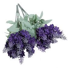Искусственные <b>цветы</b> Лаванда шелковистый <b>букет</b> шелковых ...