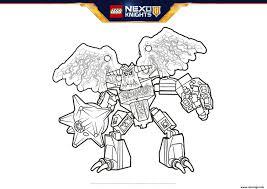 Coloriage Lego Nexo Knights Grimroc Jecolorie Com