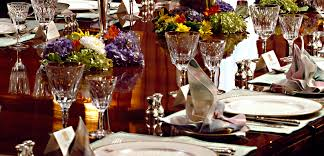 Importance Of Table Setting Table Setting Ideas How To Set A Formal Dinner Table Photos