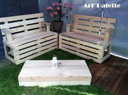 Pallet Furniture Ideas Wood Pallet Projects And Diy Pallet Plans Outdoor Furniture  Made From Wood Pallets