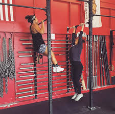 neghar pullups at deuce 350x350 there are few strength exercises