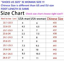 Cn Size Chart Us Shoes Size Chart To China Bedowntowndaytona Com