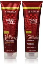 John Frieda Radiant Red Colour Protecting