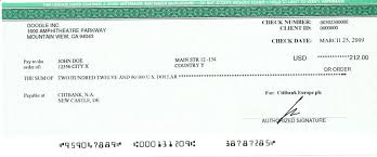 Check Writing Templates Simple Cheque Magdalene Project Org