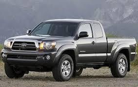 2011 Toyota Tacoma - Information and photos - ZombieDrive