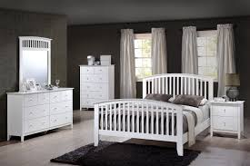 Lawson White Twin Size Bedroom Set | My Furniture Place