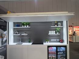 Bifold Kitchen Cabinet Doors Smart Folding Kitchen Cupboard Smartech Door Systems