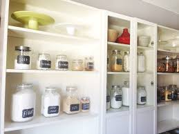 Kitchen Pantry Closet Organization White Pantry Organized Kitchen Cabinet Ideas Kitchen Remodels