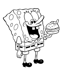 Small Picture Free Printable Coloring Pages Spongebob glumme
