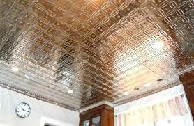 Great Faux Ceiling Tiles Cheap Glue Up ...