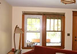 Wood Interior Doors White Trim Wood And Divided Glass With Decor