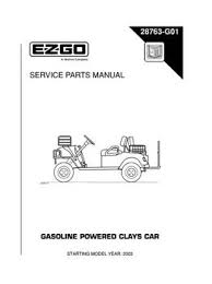 ez go marathon wiring diagrams images 48 volt club car solenoid ez go parts diagram 2003 service manual for gas clays car