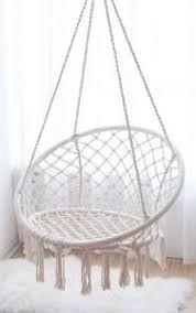Modern Hanging Indoor or Outdoor <b>Nordic Style Handmade</b> Cotton ...