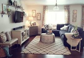 gray living room chairs sets and black rugs dark couch light walls apartment ideas in fascinating sofa f