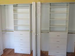 reach in closets closet contemporary with bi fold doors closet custom bi fold doors home office
