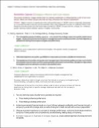 strategic objectives relate to target outcomes that indicate a this preview has intentionally blurred sections sign up to view the full version