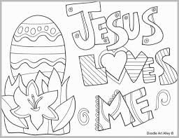 Coloring Pages Jesus Loves Me Coloring Page Good Religious Easter