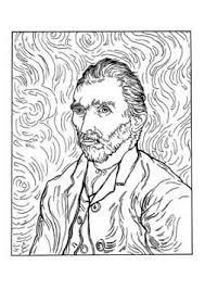 Van Gogh Mandalas Kleuren Zijn Schilderijen Tekenen