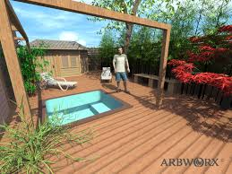 Small Picture Small Garden Designs With Decking Garden Design Ideas Decking The