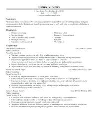 Luxury Retail Sales Associate Resume Sample Examples And Tips Free ...
