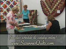 Suzanne's Quilt Shop in Georgia - YouTube & Suzanne's Quilt Shop in Georgia Adamdwight.com