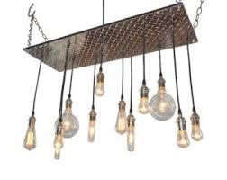 industrial lighting bare bulb light fixtures. Urban Chandelier - Industrial Lighting, Beach House Light Fixture, Rustic Bare Bulb Pendants Lighting Fixtures P