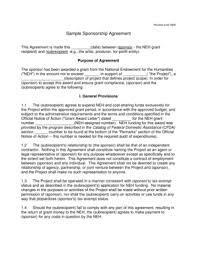 sponsorship agreement sponsorship agreement pdf fill online printable fillable