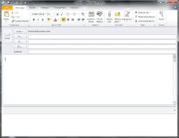 outlook mail templates how to send an html e mail from outlook 2010 update works for