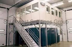 warehouse mezzanine modular office. Warehouse Mezzanine Modular Office E