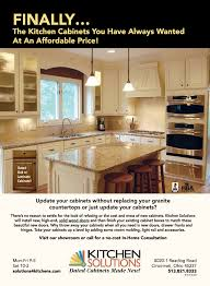 housetrends article on kitchen solutions cabinet finishing