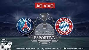 Assistir PSG x Bayern de Munique AO VIVO online Facebook Esporte Interativo  - Okay Okay Entretenimento
