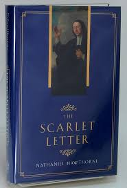 Scarlet Letter Book Cover The Scarlet Letter