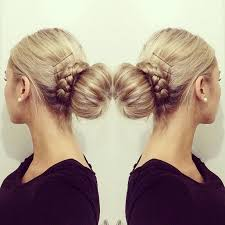 Pin by Ashleigh Franklin on Hairstyles that I love. <3 | Hair styles,  Braided bun hairstyles, Hair braid bun tutorial