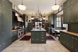 Image of: Large Dark Kitchen Cabinets