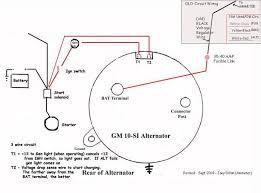 delco alternator wiring car wiring diagram download tinyuniverse co Gm Internally Regulated Alternator Wiring Diagram 10si alternator wiring diagram delco alternator wiring 12si alternator wiring diagram 2Wire GM Alternator Wiring Diagram